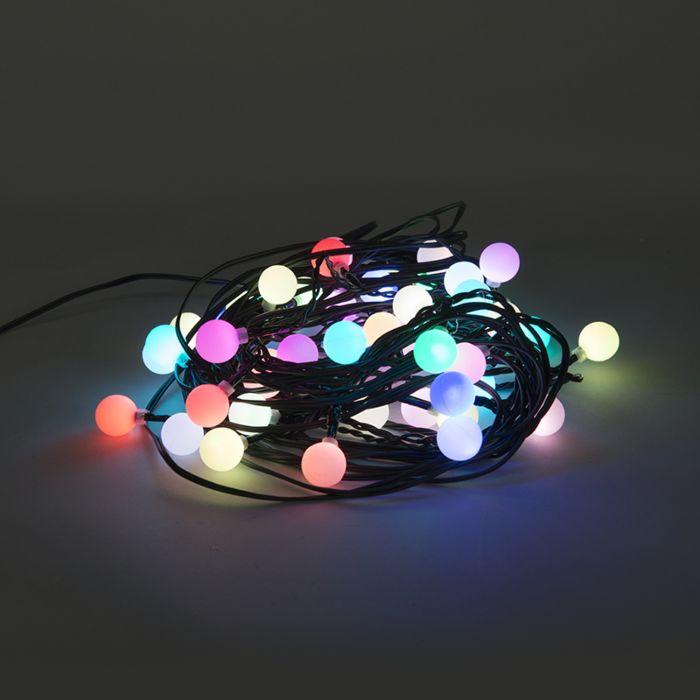 Farbige-Partylichterkette-mini-50-LED's-7-Meter