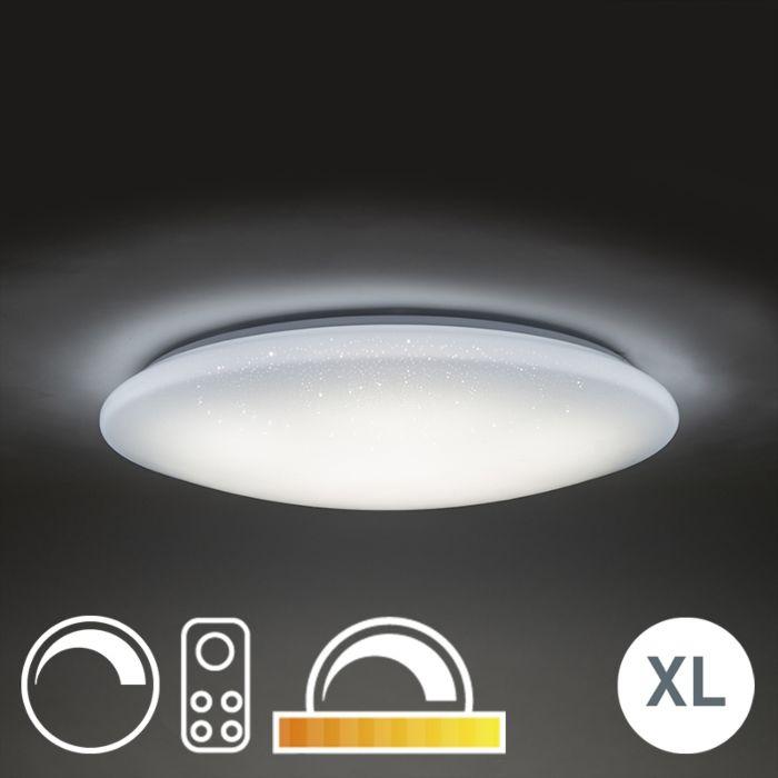 LED Deckenleuchte 80cm Sterneffekt mit Fernbedienung Extrema