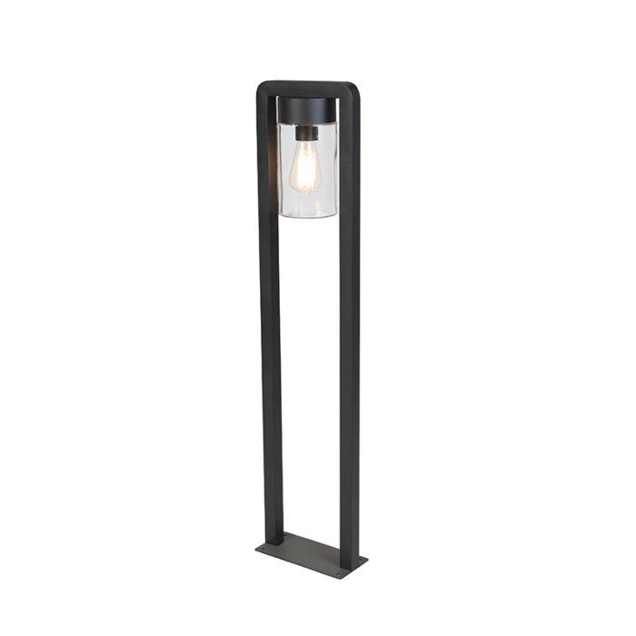 Moderne-Stehleuchte-schwarz-IP44---Jarra-Balanco
