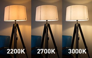 led lampen unter 2700k kelvin