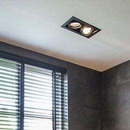 Lampenundleuchten - Einbauspots montieren?