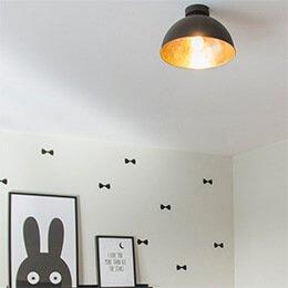 Lampenundleuchten - Deckenleuchte montieren?