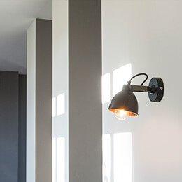 Lampenundleuchten - Wandleuchte aufhängen?