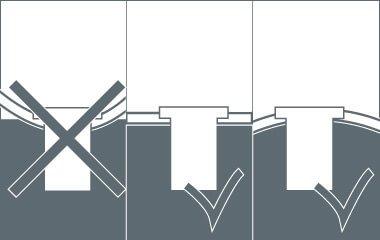 3. Tip: Wähle eine geeignete Oberfläche